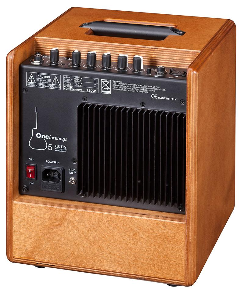 Amplifier Acus One Forstrings 5T Wood - 2