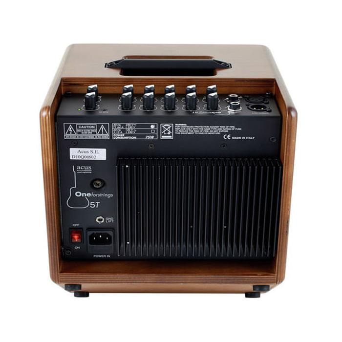 Amplifier Acus One Forstrings 5T Wood - 3
