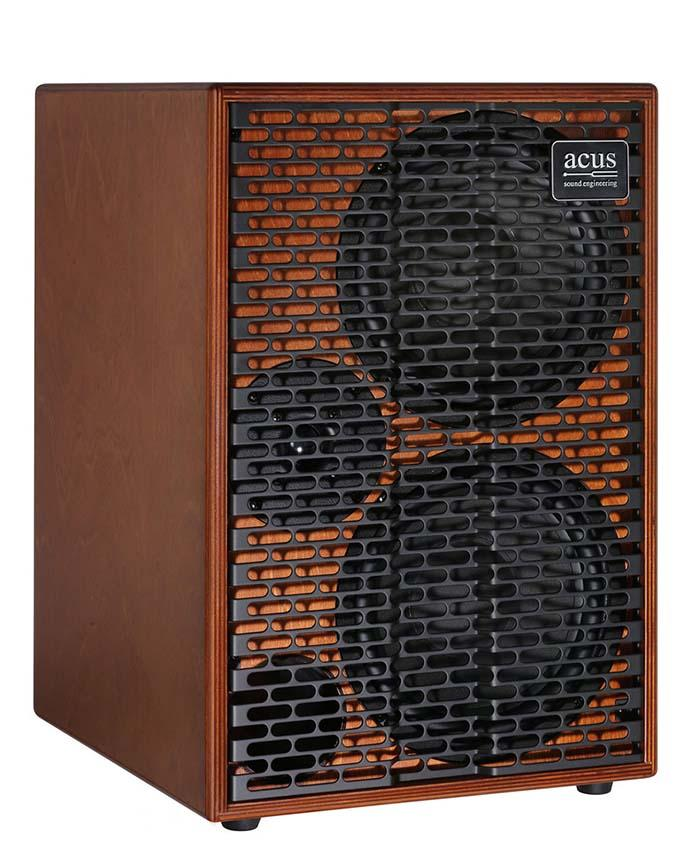 Amplifier acoustic Acus One Forstrings AD Wood - 2