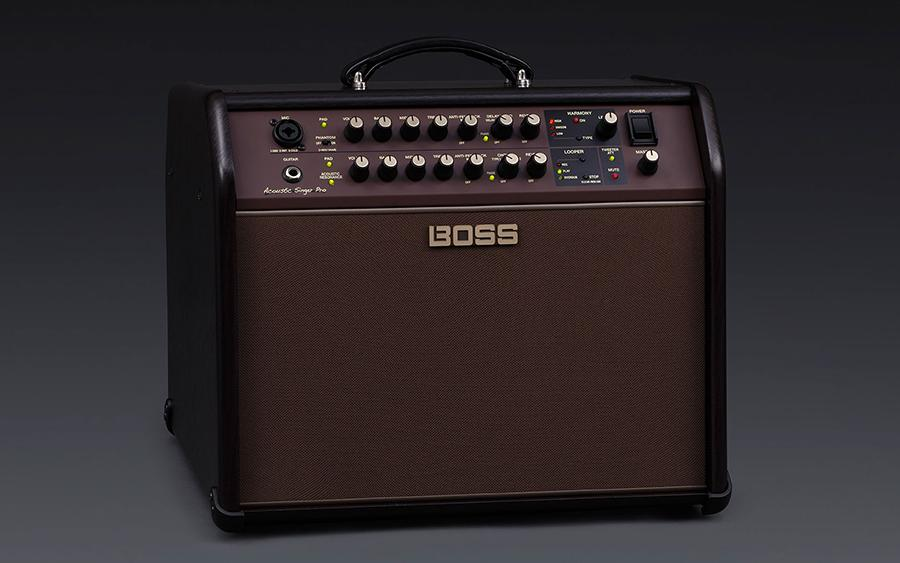 Amplifier Boss ACS-PRO
