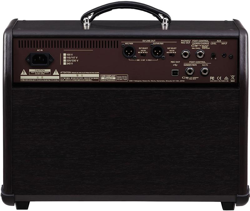 Amplifier Boss ACS-PRO - 3