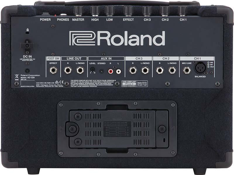 Amplifier Roland KC-200 - 2