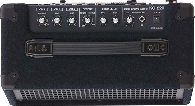 Amplifier Roland KC-200 - 3