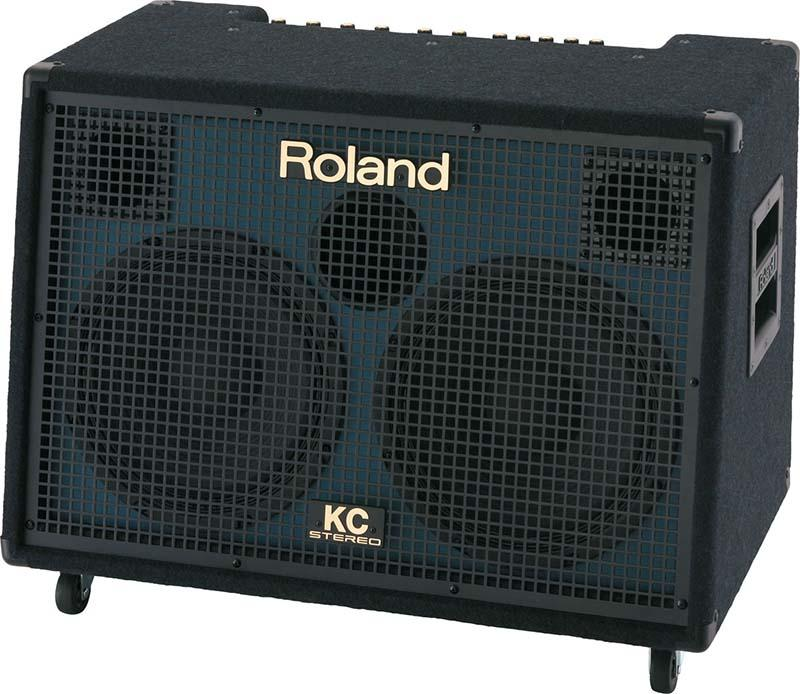 Amplifier Roland KC-880 - 2