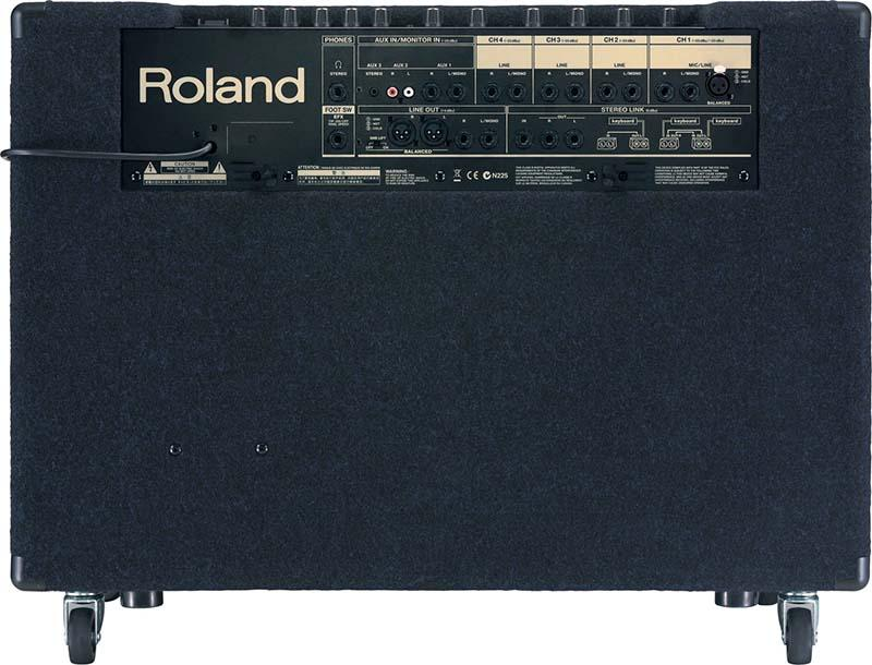 Amplifier Roland KC-880 - 3