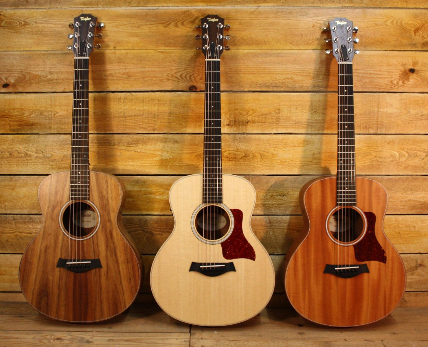 Đàn guitar Taylor GS Mini-E - 5