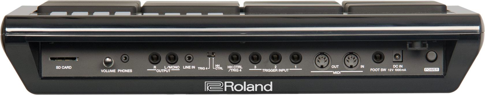 Bộ trống điện Roland SPD-20X Chính Hãng, New 100%